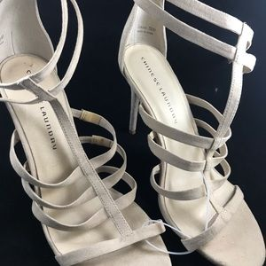 New Chinese Laundry heels! Size 10